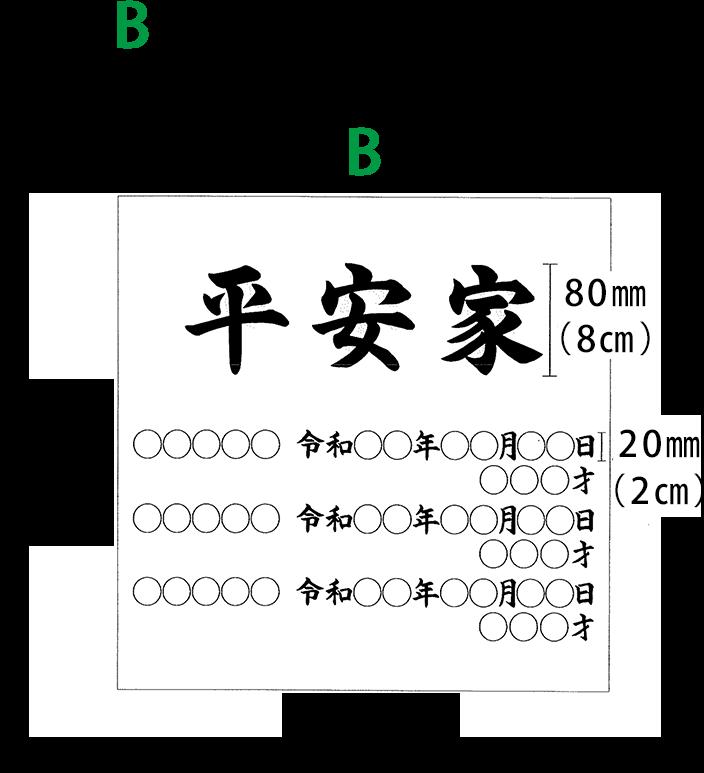 B(オプション) 追加費用が27,500円~(税込)